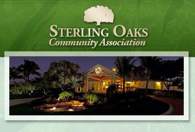 Sterling Oaks Community Association - Naples, Florida