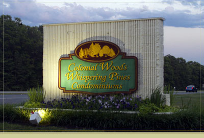 Client in the Spotlight - Colonial Woods Condominiums