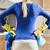 Get Your Kitchen Cleaner Quicker