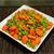 Honey-glazed Carrots and Edamame