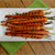 Grilled Whole Carrots With Fresh Nutmeg