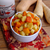 Oven-roasted Parsnips and Butternut Squash With Maple Syrup
