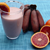 Red Banana and Blood Orange Smoothie