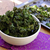 Seasalt and Garlic Kale Chips